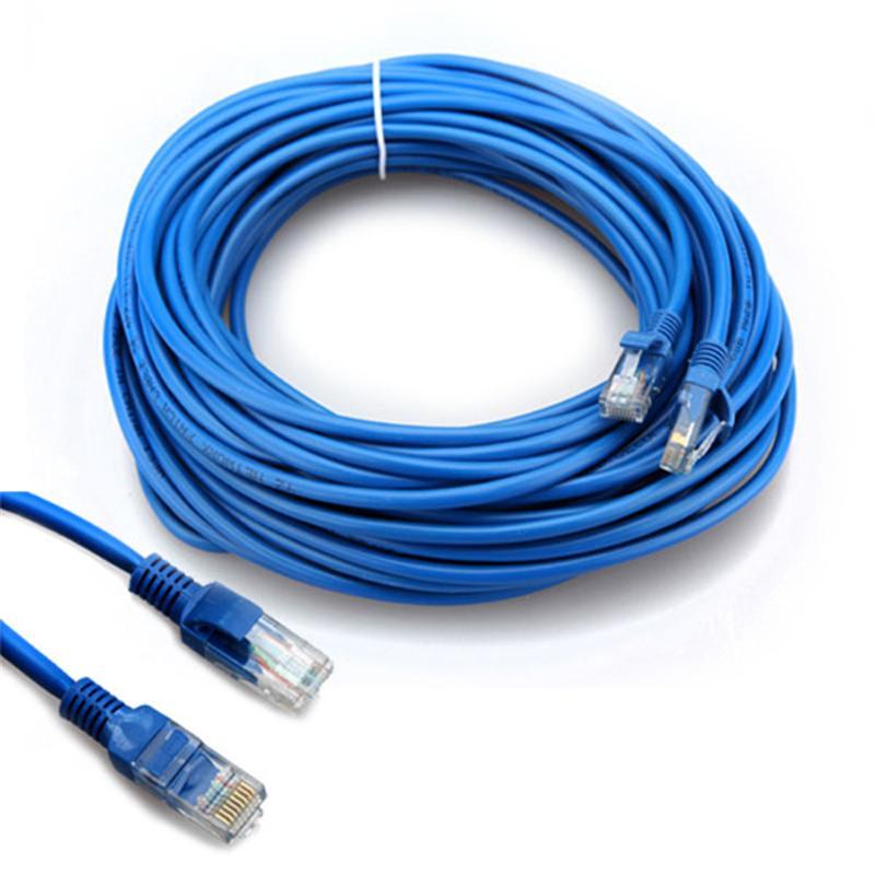 Fine Wholesale Blue Cat 5 65Ft Rj45 Ethernet Cable 1M 3M 2M 5M 8M 10M 15M Wiring 101 Vieworaxxcnl