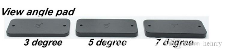 Auto-Kamera für DVR Dashcam PZ452 1 / 3CMOS Hochauflösender Bild-Chip 2-In-1-Video-Einparkhilfe IP67 Wasserdichte Linse HD Rückansicht DC12V