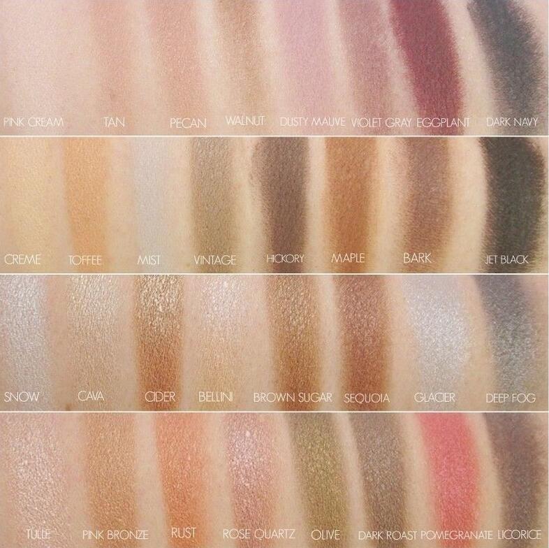 Latest Edition Lorac Mega Pro 3 Los Angeles Palette Limited Edition Eyeshadow Palette 32 Shades Vs Shimmer & Matte Eye Shadow Palette