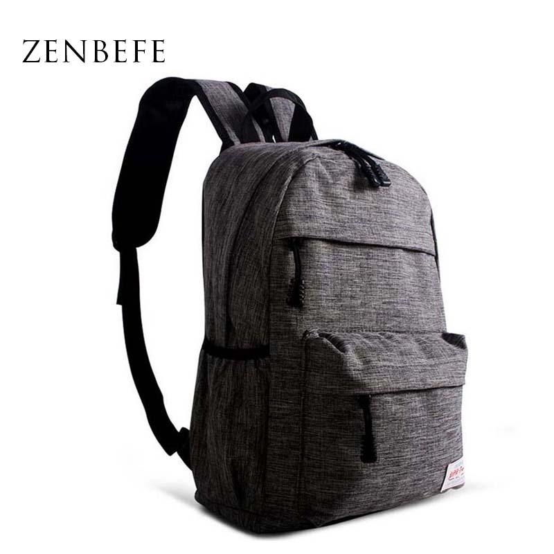 Wholesale ZENBEFE Small Backpack Fashion Cute Backpacks Travel Backpack  Multifunction Backpacks School Bag For Teenage Unisex Bag Rucksack Travel  Backpacks ...