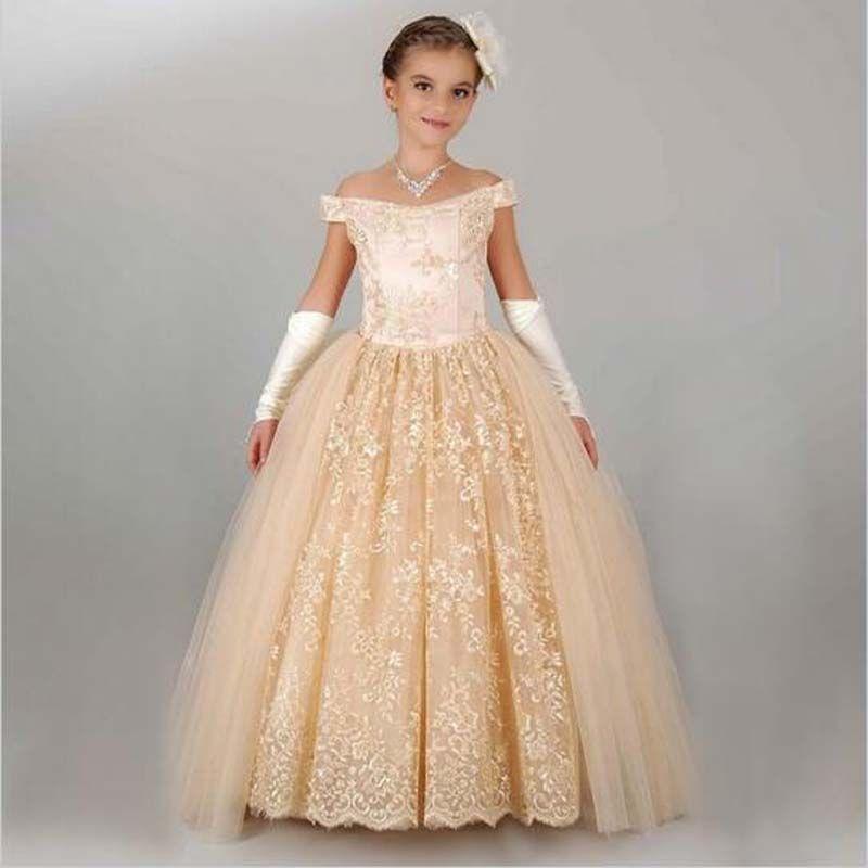 newest beautiful girls dress ball gown design cap sleeve children s rh dhgate com new beautiful flowers