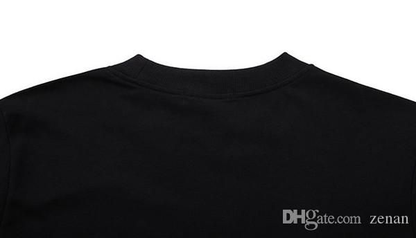 Brand Desinge Crooks and Castles Hoodies Sweatshirts For Men Black Streetwear Hombre Hip Hop Hoodies Crewneck Sudaderas