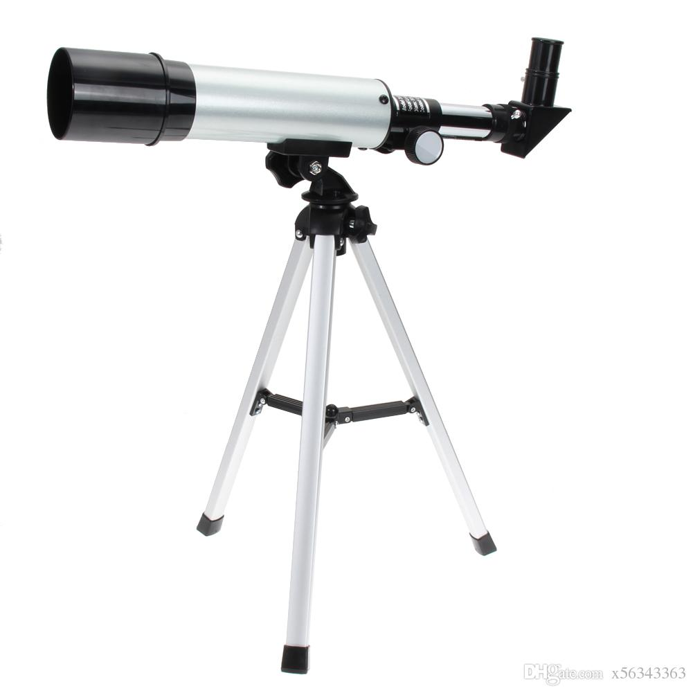 New F36050M Refractive Astronomical Telescope with Portable Tripod Spotting Scope Outdoor Monocular Astronomical Telescopes MOQ:1PCS