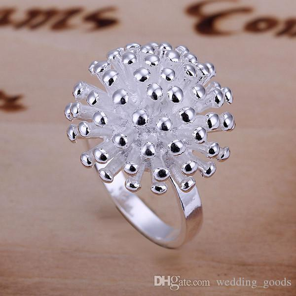 Good A++ sterling silver jewelry ring for women WR001,fashion 925 silver Band Rings
