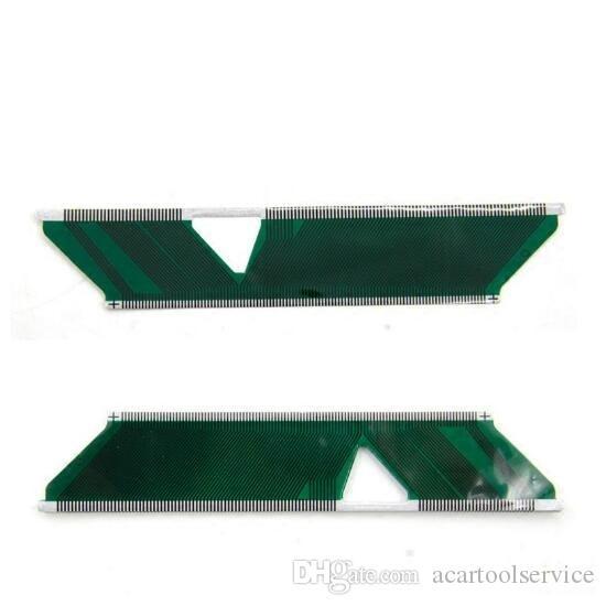 DIY repair saab car lcd display pixel failure/dead pixel/pixel missing on saab sid 2 dashboard pixel ribbon cable for saab 9-3 and 9-5 model