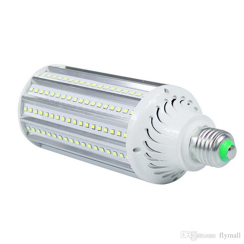 Super brillante E27 E26 E39 E40 del maíz del LED SMD 2835 lámpara de las bombillas de 30W 40W 50W 70W aluminio Bombillas LED jardín lámpara se enciende la CA 85V-265V CE ROHS