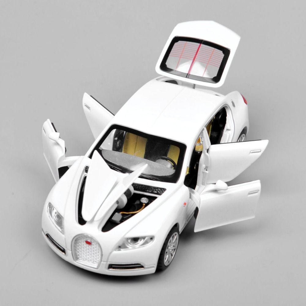 Collectible Alloy Diecast 1 32 Bugatti Veyron 16c Galibier  # Modele Banc En Bois