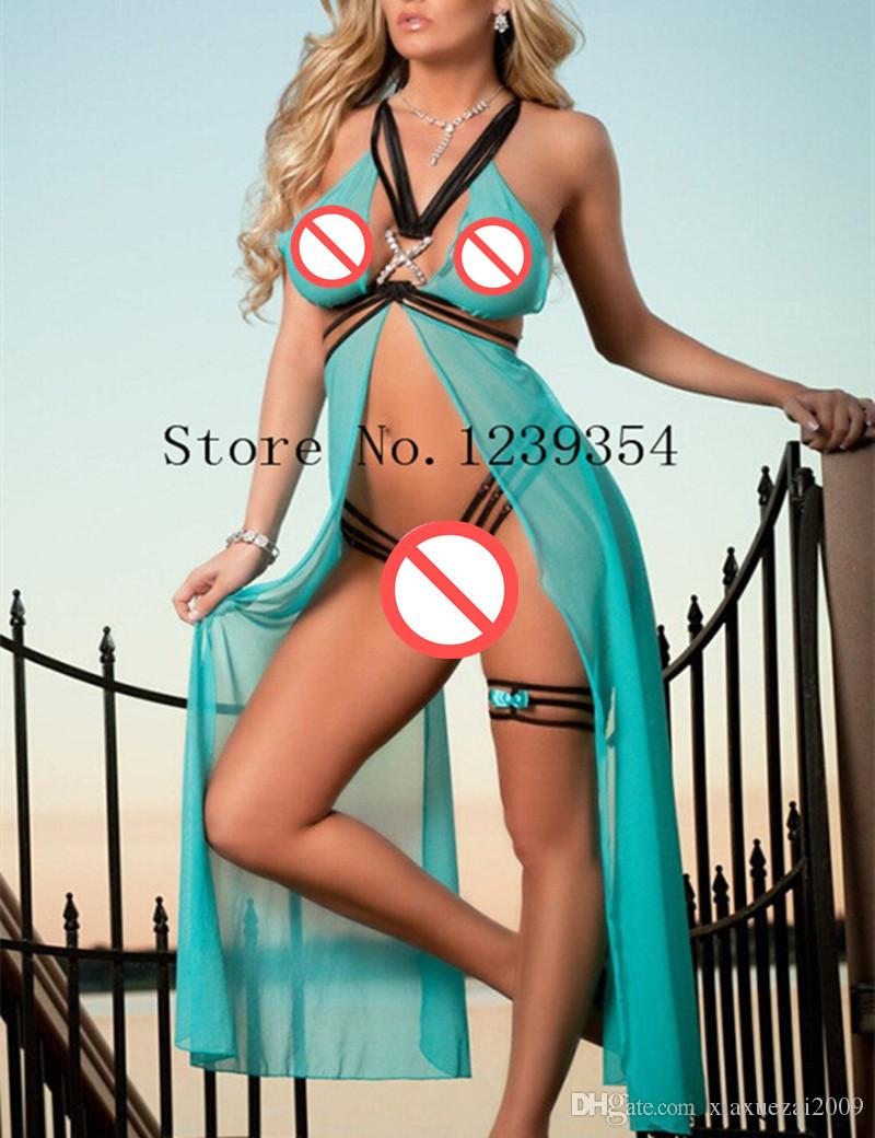 Women sexy underwear Sexy lingerie hot sexy costumes kimono sexy pole dance uniforms cosplay slips Baby Dolls intimate sex products toy set