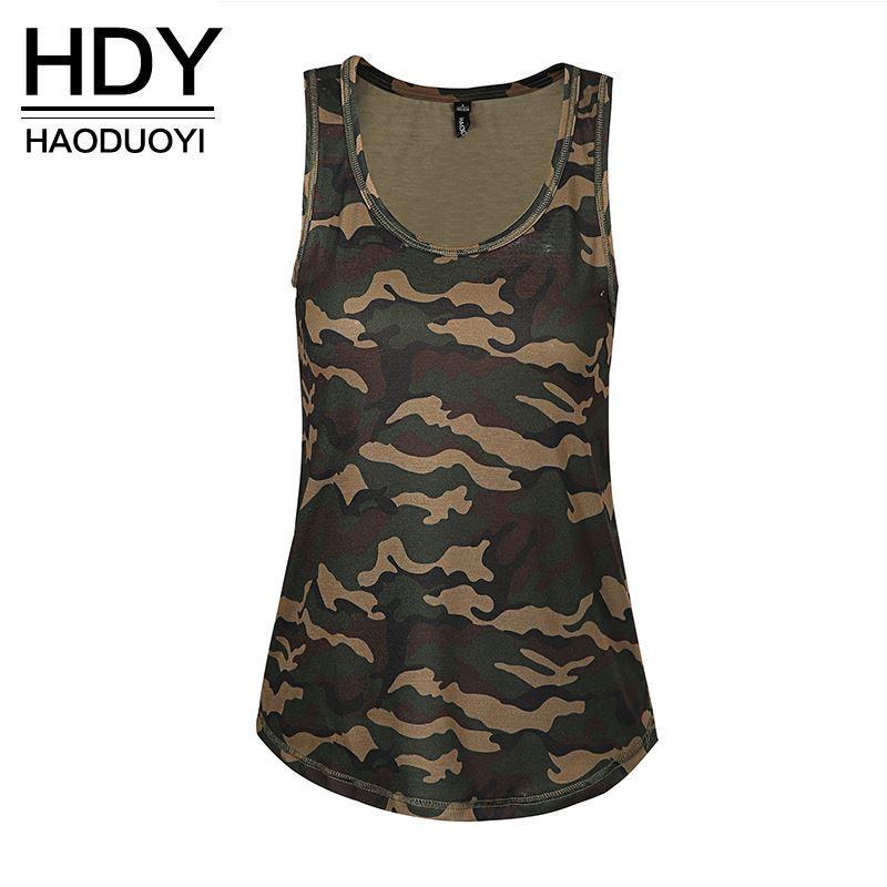 f5e217a9a947c Women O Neck Striped Tee Camo Army Green Tank Tops Sleeveless Girl T Shirt  For Wholesale Camouflage Tank 17408 Free T Shirts T Shirts Deals From  Zhengrui05