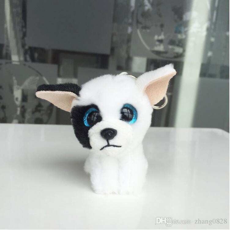 Ty Beanie Boos Big Eyes Small Unicorn Plush Toy Doll Kawaii Stuffed Animals for Children's Toy Christmas Gifts CCA5670