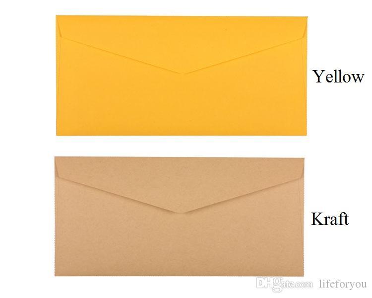 결혼식 호의 파티 호의 봉투 청첩장 카드 봉투, 4.13 * 8.66 인치, 봉투 구입, 씰 스티커 무료