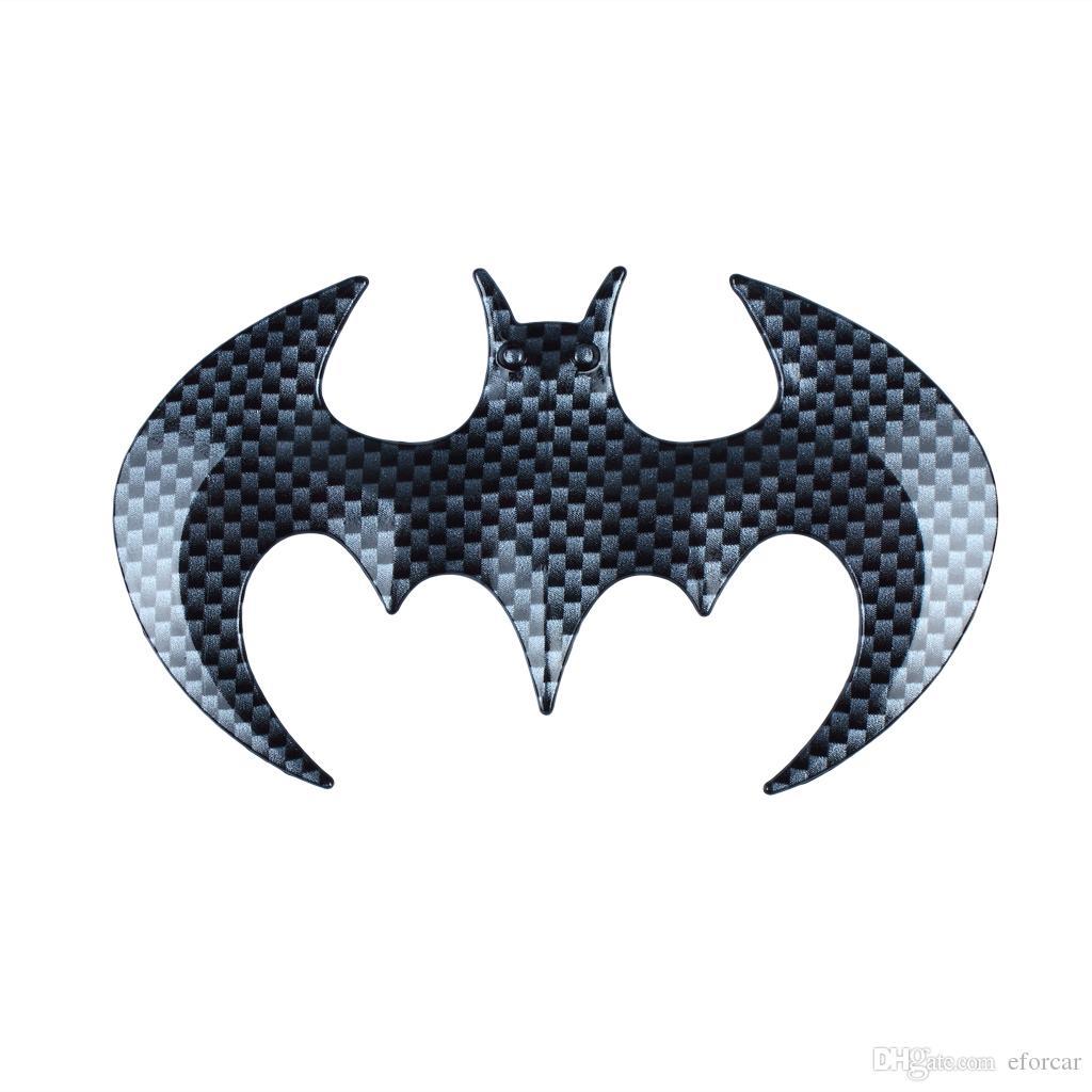 هارلي ملصقا الخفافيش ألياف الكربون شعار شعار شعار سيارة شاحنة سوف هارلي دراجة نارية رياضة للرجل