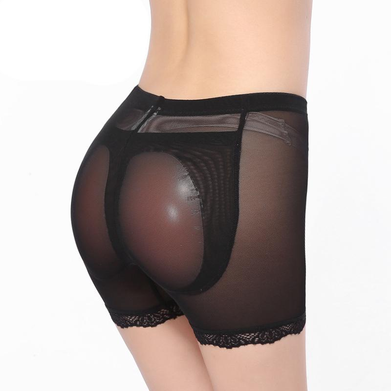05945ec1a4d Wholesale- Silicone padded panties seamless underwear butt pads underwear  women bodies woman sexy butt lifting panty women s underwear