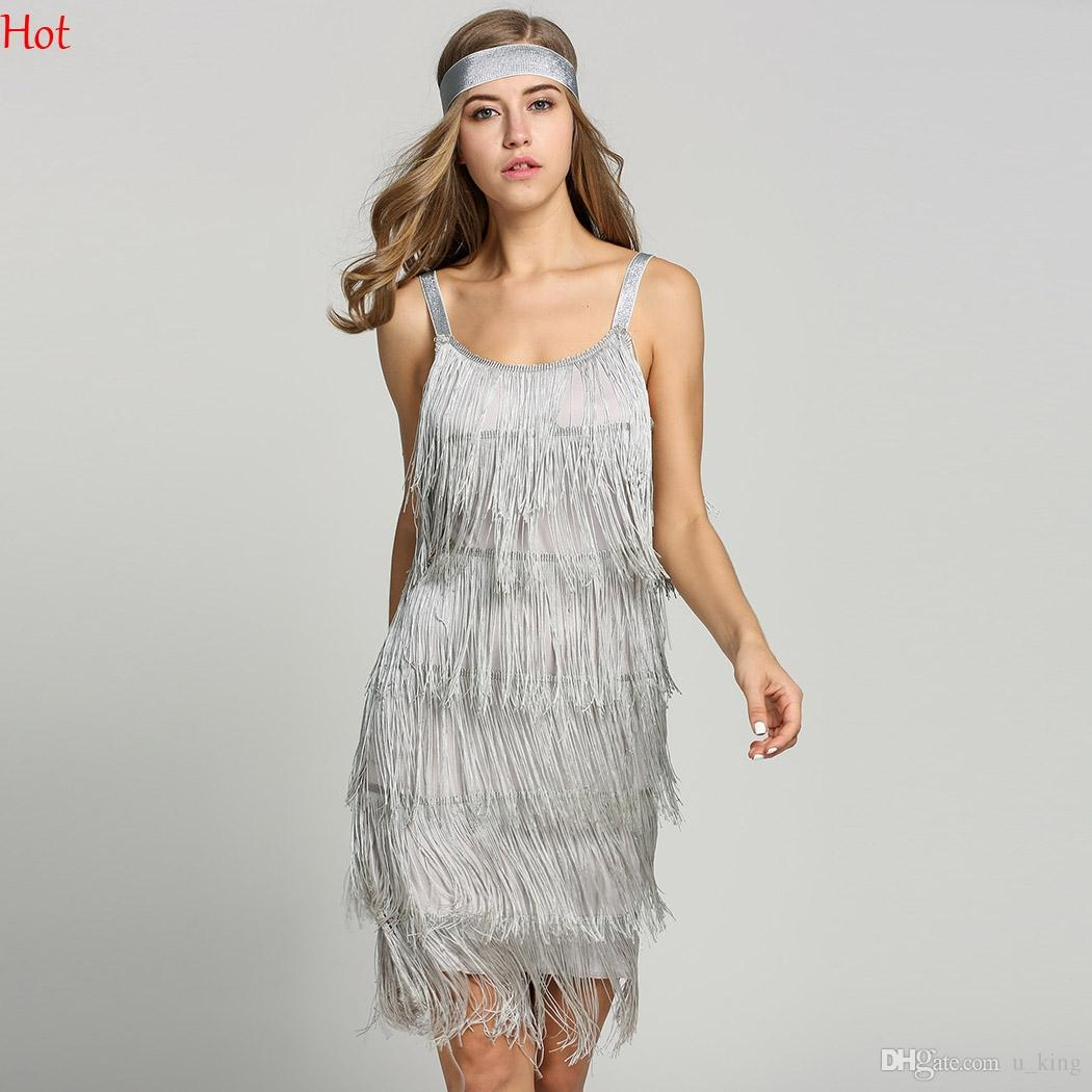 60f36ab37a Hot Fashion Sexy Women Dress Tassels Straps Backless Pencil Dresses ...
