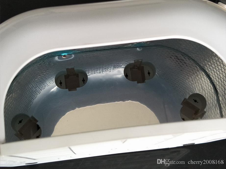 36W UV Curing Lamp Acrylic Gel Salon Nail Dryer Light Timer Pro Spa Utrustning