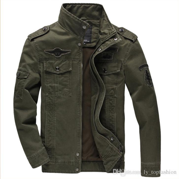 Acquista Migliore Giacca TEDESCO CLASSICO PARKA MILITARE COMBATTIMENTO MENS GIACCA  Uomo Army Combat Uniforme Cappotto Chaqueta Hombre A  39.4 Dal ... 705f59dd5f7