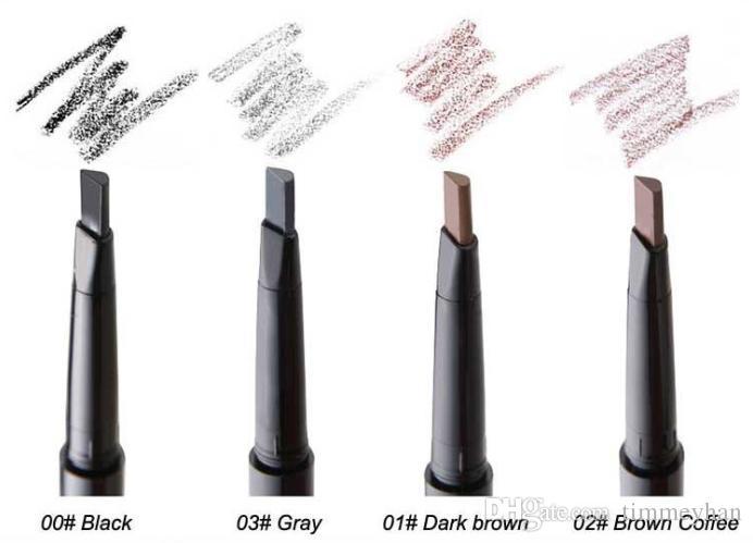 le maquillage des yeux de beauté HALU Ensemble kit set mascara eyeliner crayon à sourcils imperméable à l'eau durable pour Rassemble des yeux des kits ensemble Vente chaude