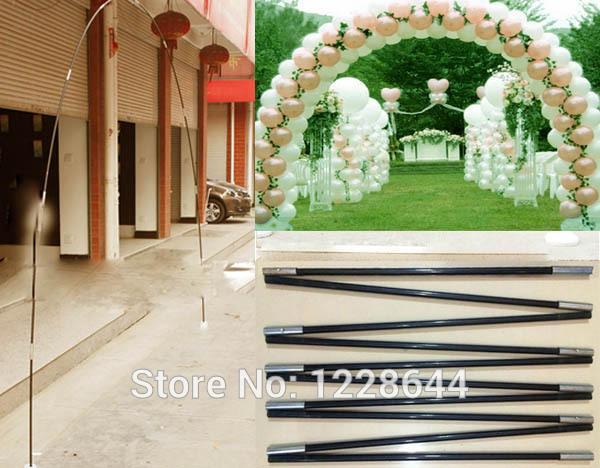 Balloon Arch Plastic Pole Wedding Decorations Birthday Party ...