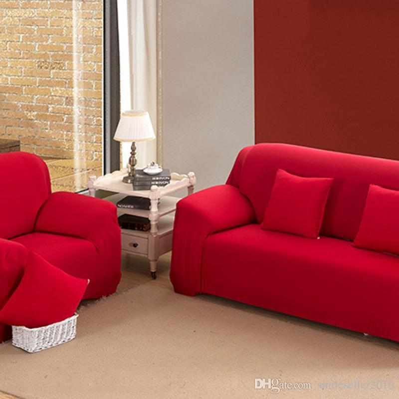New Slipcover Stretch Sofa Cover Sofa With Loveseat Chair: Sofa Covers Stretch Couch Cover Seat Sofa Slipcover