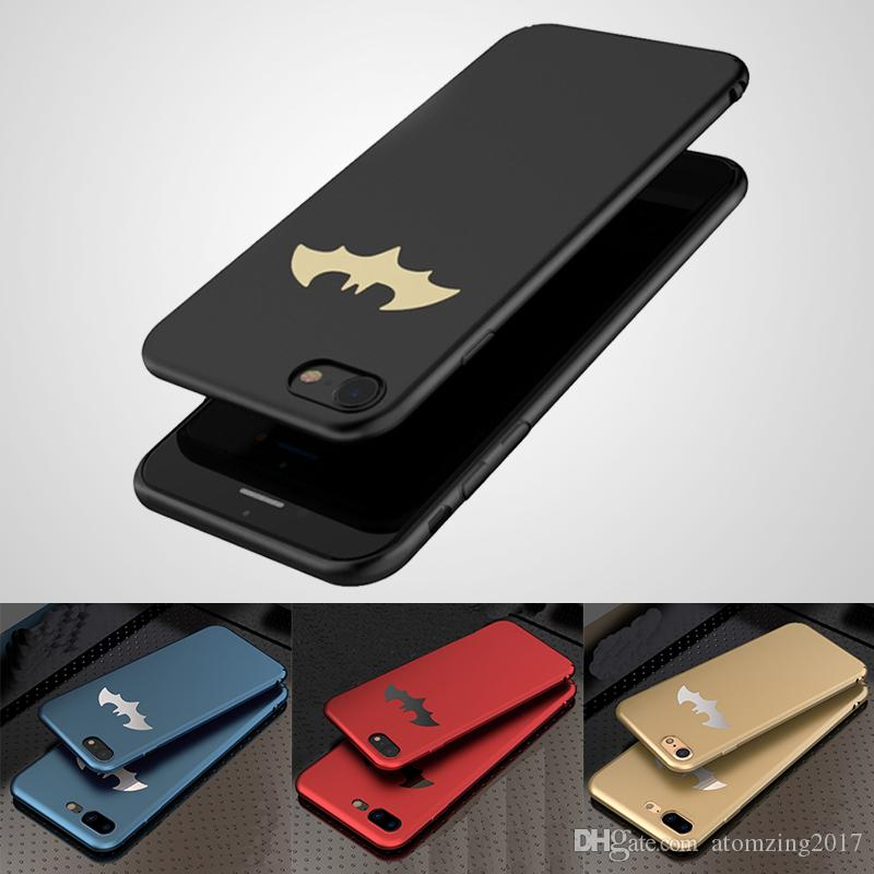 luxury phone case for samsung galaxy s8 case iphone 6s plus batman