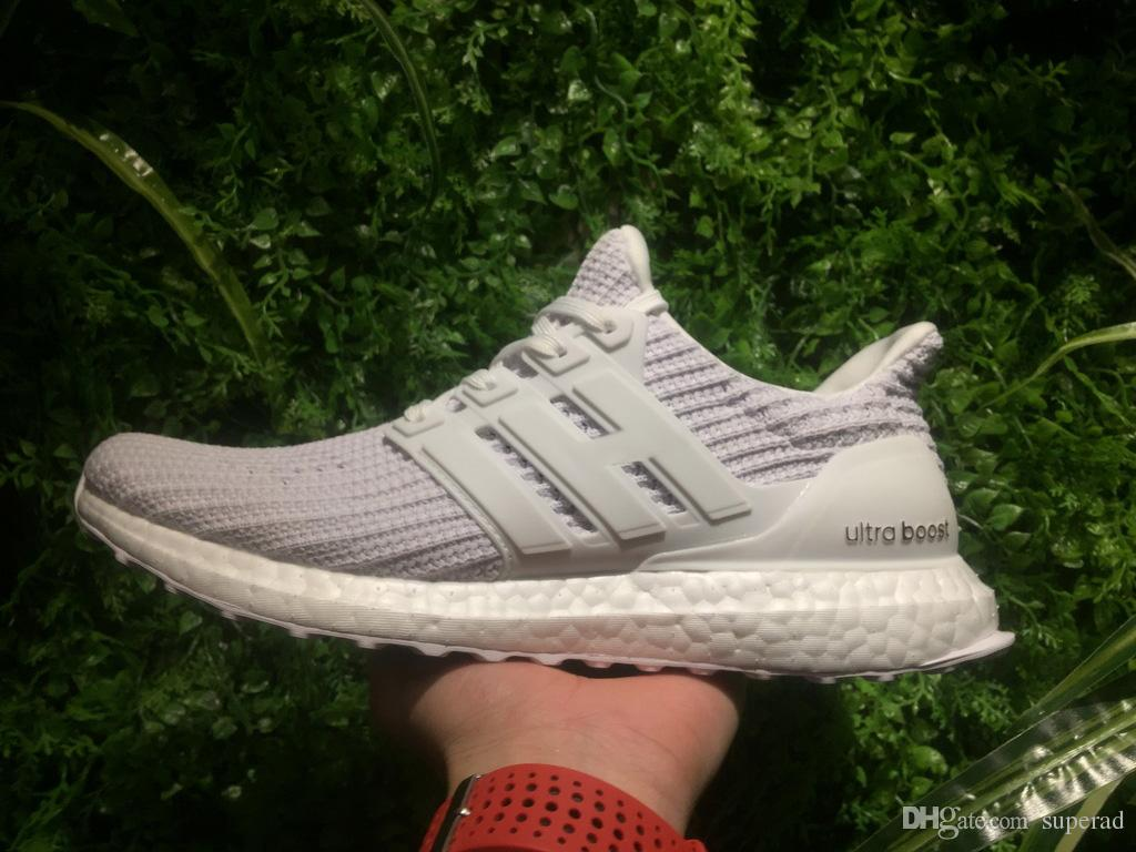 adidas ultra boost 4.0 triple white