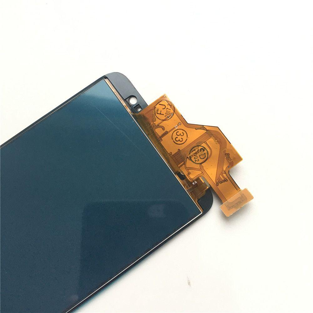 Nova tela de toque lcd digitalizador substituição para samsung galaxy j5 j510 j510f j510m j510m não ajustado preto / branco / ouro dhl logística