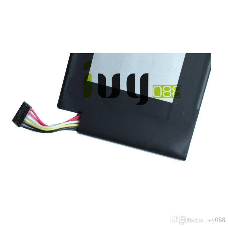 50 قطعة / الوحدة 100٪ الأصلي 4325 مللي أمبير C11-ME370T C11 ME370T البطارية لجوجل asus nexus7 نيكزس 7