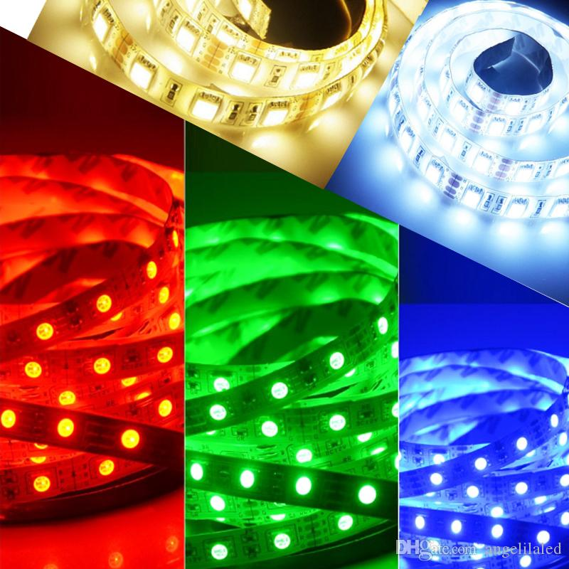 Rope lighting 5050 smd led strips lights warm pure white red green rope lighting 5050 smd led strips lights warm pure white red green blue rgb flexible 5m roll 300 leds 12v outdoor ribbon rgb strips 5050 smd led strip from mozeypictures Image collections