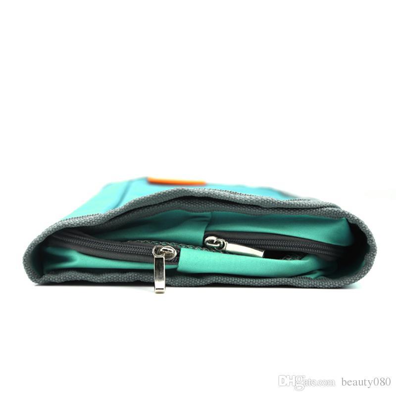 PN-2962 Sacchetti cosmetici di trucco della borsa di toilette della lavata di viaggio del sacchetto cosmetico di alta qualità trasporto libero!
