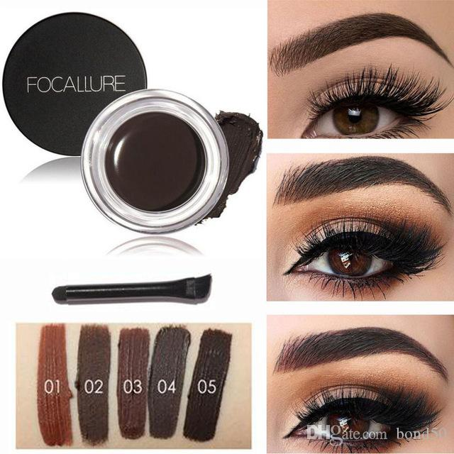 Henna Eyebrow Gel Professional Eye Brow Tint Makeup Tool