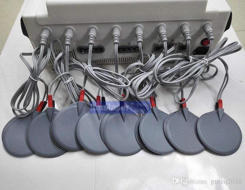 3 en 1 machine de pressothérapie infrarouge chaleur minceur wrap vêtements pression massage circulation sanguine EMS électrique stimulation musculaire
