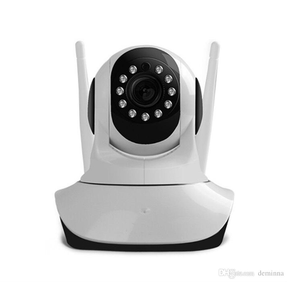 HD 720P Wireless WiFi Pan Tilt Network IP Cloud Camera Infrared Night Motion Detection for CCTV Surveillance Security Cameras