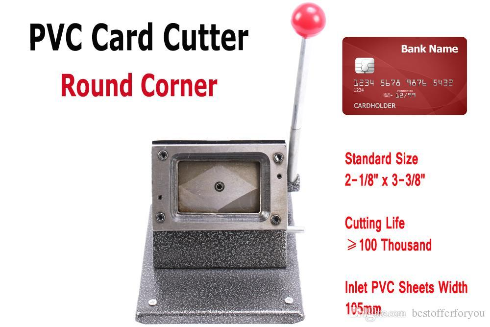 2018 commercial pvc die cutter heavy duty id badge credit pvc paper 2018 commercial pvc die cutter heavy duty id badge credit pvc paper business card die round corner cutter punch from bestofferforyou 4837 dhgate reheart Gallery