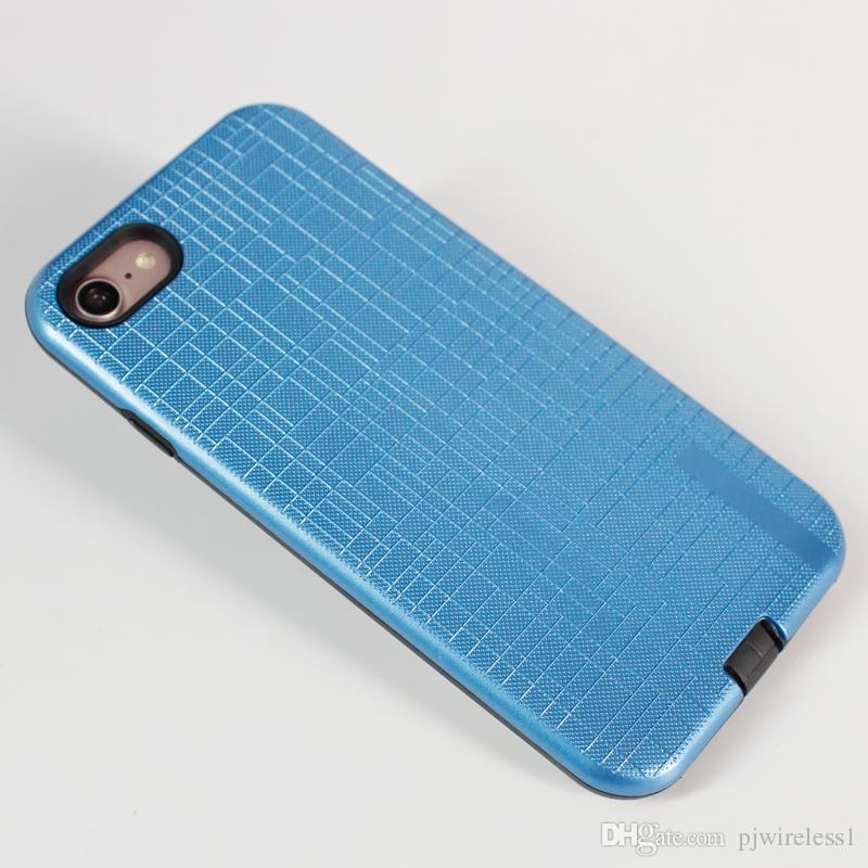 Hybrid Armor Case For iphone x For iphone 8 plus 7 plus For motorola MOTO C plus Dual Layer Protective Cover C