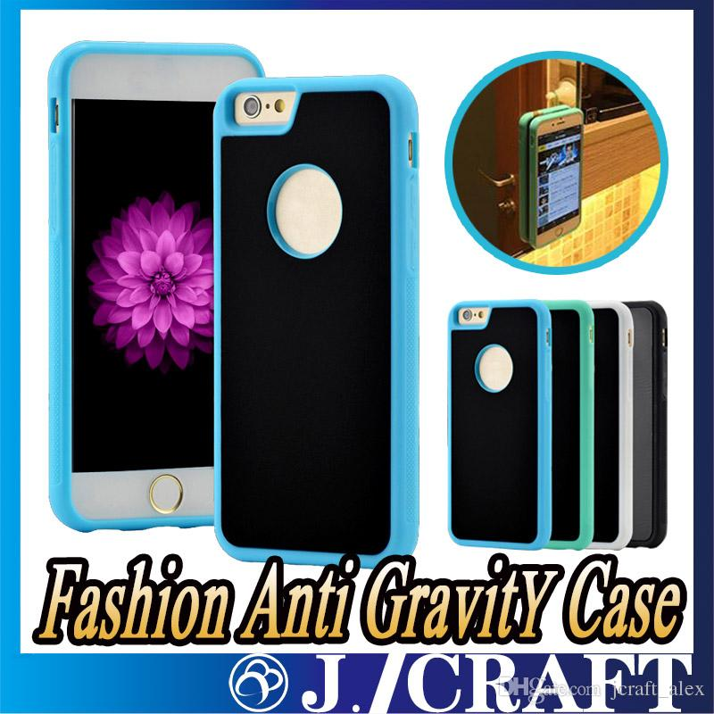 info for ef583 32428 For iphone 7 plus Anti-Gravity Anti Gravity Selfie Magical Nano Sticky  Phone Case Cover For iPhone 5 6 6s plus S6 S7 edge plus Note7 Note 5