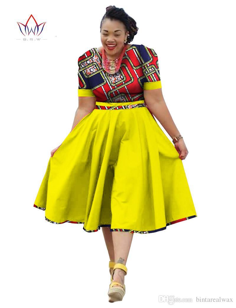 Dashiki dresses for plus size women