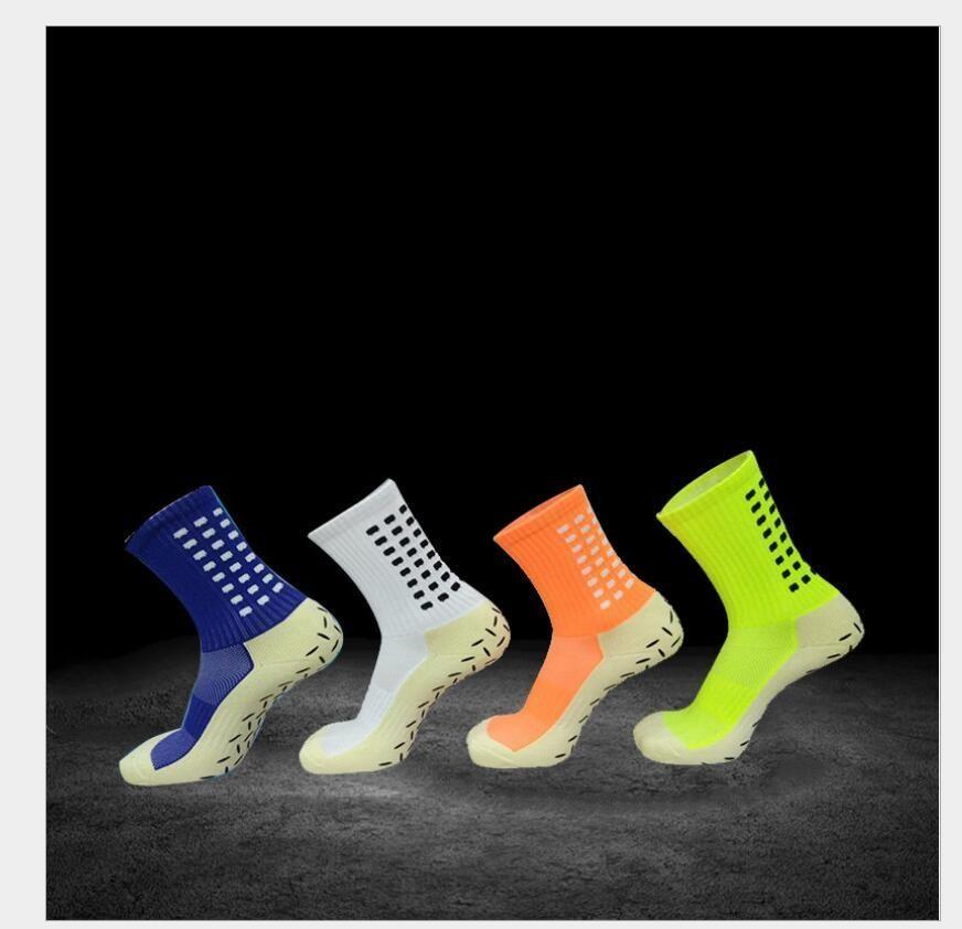 7f32b2394ecb 2017 High Quality Anti Slip Soccer Socks Cotton Football Men Socks  Calcetines The Same Type As The Trusox Sports Socks Free Drop Shipping  Women s Socks ...