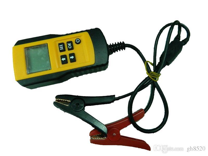 Оптовая AE300 универсальный 12 в автомобиль цифровой аккумулятор тест анализатор авто диагностический инструмент тестеры батареи автомобиля 2017 горячие продажи