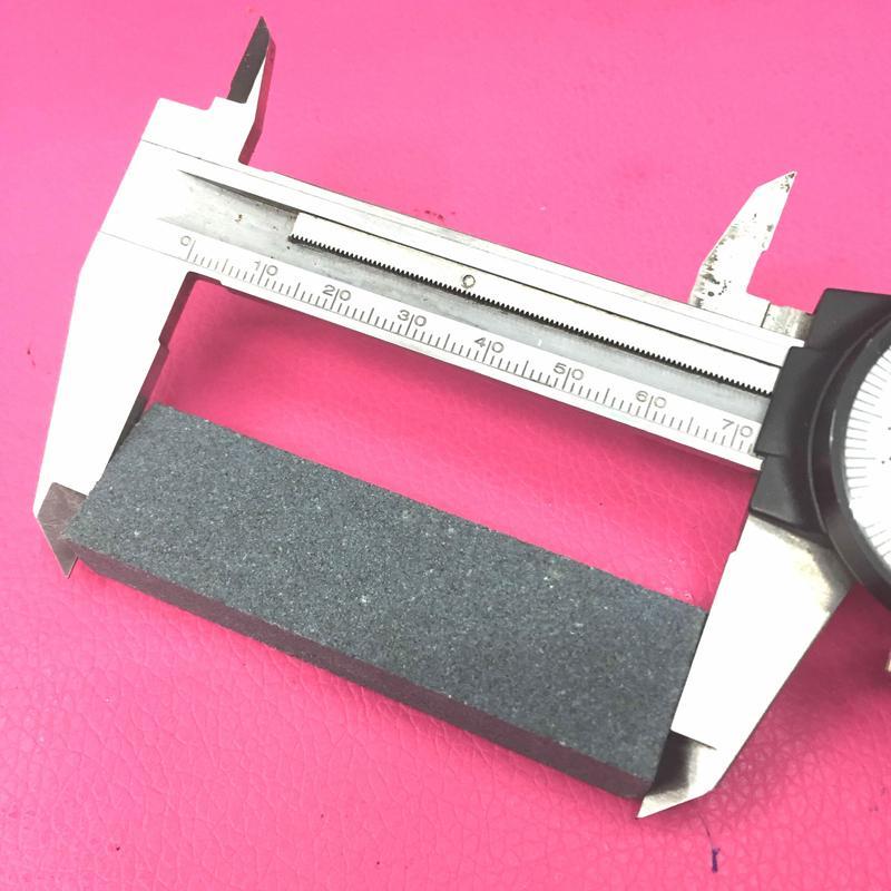 EDC Mini Knife Polishing Whetstone - Small Size Natural Oilstone for Opening Edge - Kitchen Outdoor Kinife Fine Grindstone 7.4*2.0*1.1cm