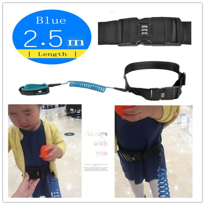 2018 New Waist Belt Styles Baby Safety Harness Child Leash Anti Lost