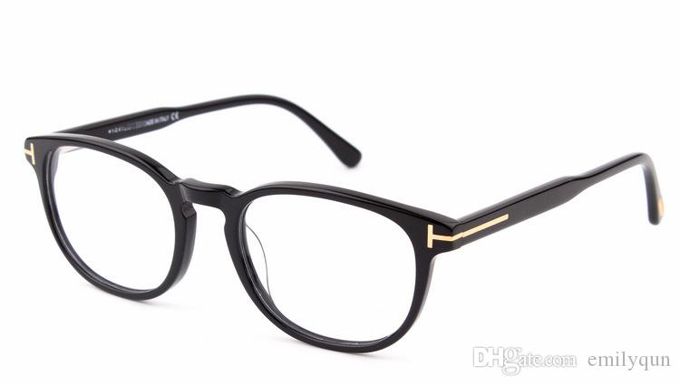 8f921a170a2 Spectacle Frame Brand Designer Eyeglasses Frame with Clear Lens ...