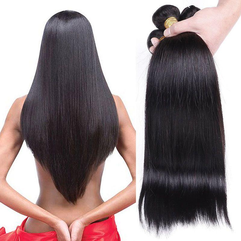 Brazilian Straight Human Hair 3 Bundles Cheap Brazilian Virgin Hair