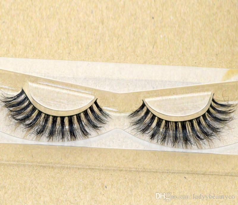 409fb30ec6f Private Labelling Soft Horse Hair Eyelashes Thick Style Horse Fur ...