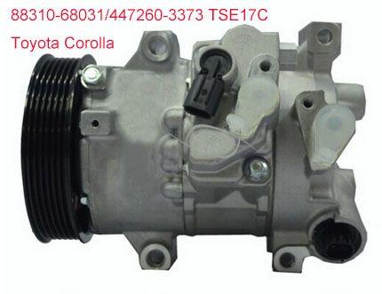Auto Air Compressor For Toyota Corolla 2011 2013 Denso