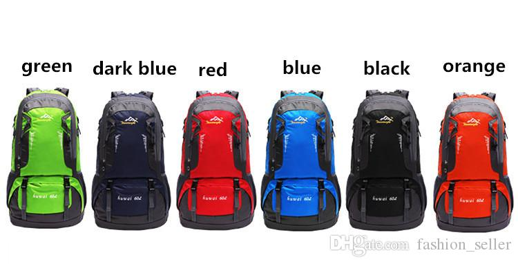 IN STOCK!!! Adult Backpack Men & Women's Casual Backpacks Travel Mountain Climbing Outdoor Sports Bags Multi Pockets Fast Shipping