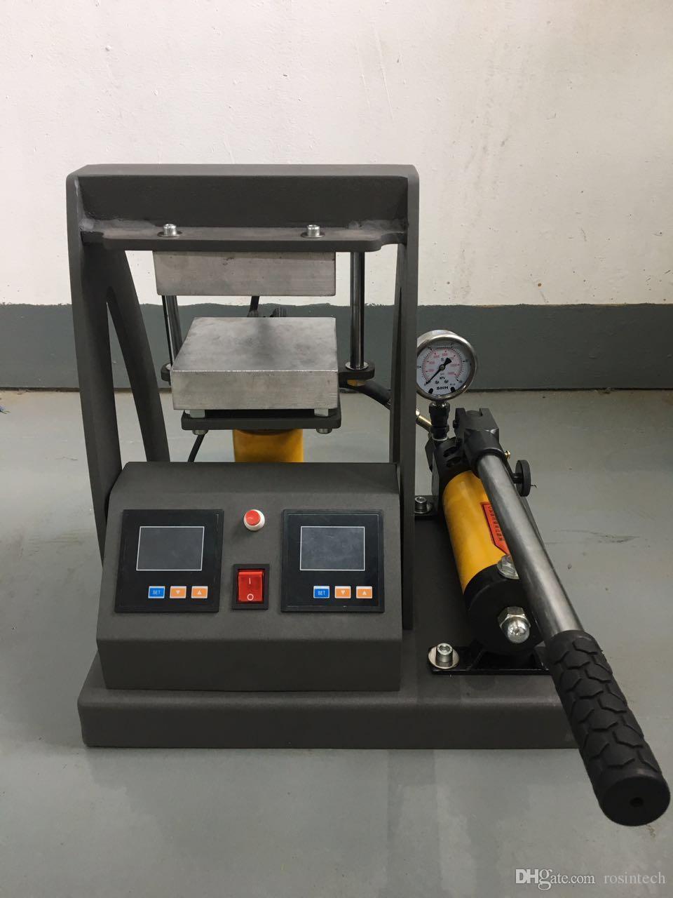 professional series hydraulic rosin tech heat press rosin press