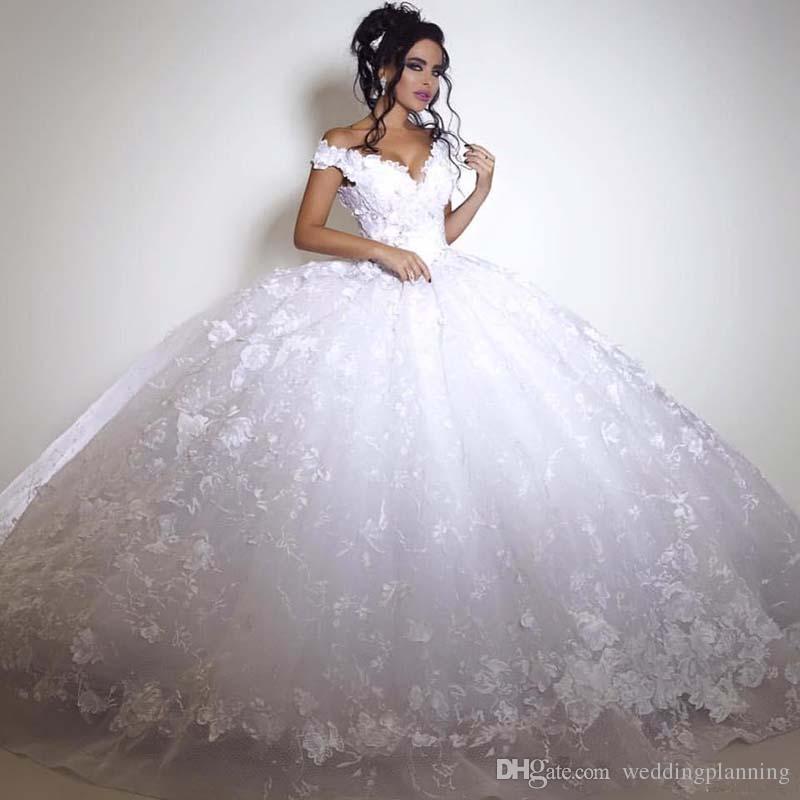 Acheter 2017 Robes De Mariée Sur Mesure Dubaï