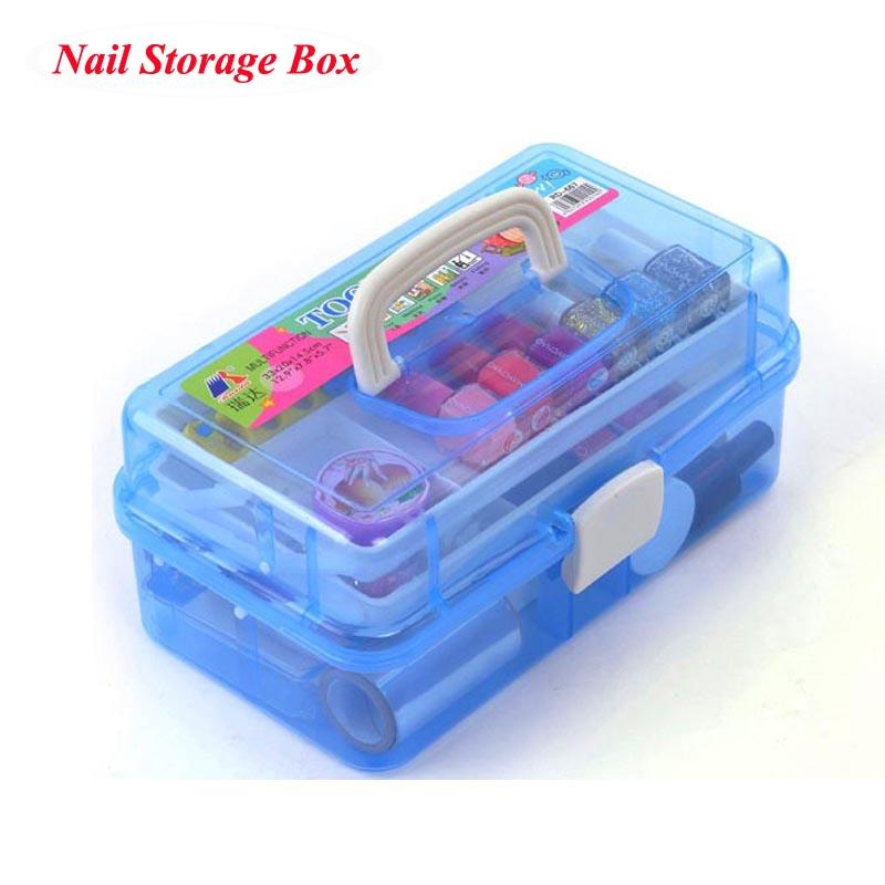 Wholesale Professional Multi Layer Nail Art Storage Kit For Nail Gel ...