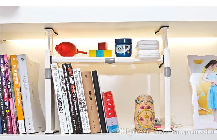 Schublade Schindeln Teiler Kabinett DIY Speicherorganisator aus hochwertigem Kunststoff Schindel Teiler