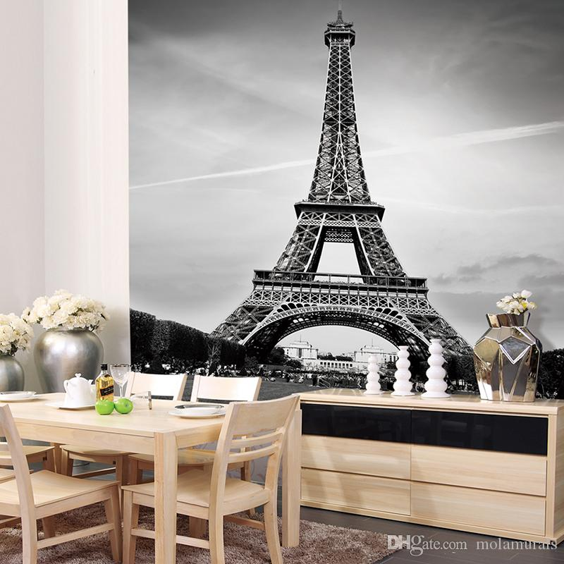 Grosshandel Benutzerdefinierte Leinwand Kunst Frankreich Paris Poster